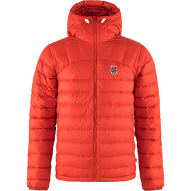 Fjällräven Expedition Pack Down Hoodie Men true red